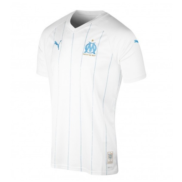 Olympique de Marseille Home Jersey 19/20 (Customizable)