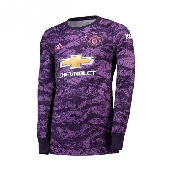 Manchester United Home Jersey 19/20 goalkeeper (Customizable)