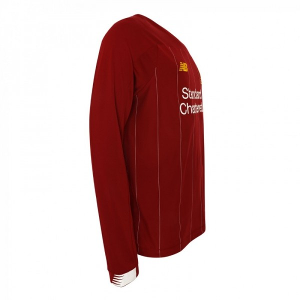 online store 967cc b9115 Liverpool Home Long sleeve Jersey 19/20 (Customizable)