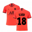 Paris St. Germain Away Jersey 19/20 #18 Icardi