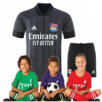 kid's Olympique Lyonnais Away suit 20/21 (Customizable)