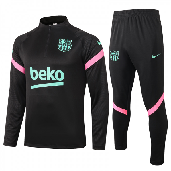 20/21 Barcelona Training Suit black