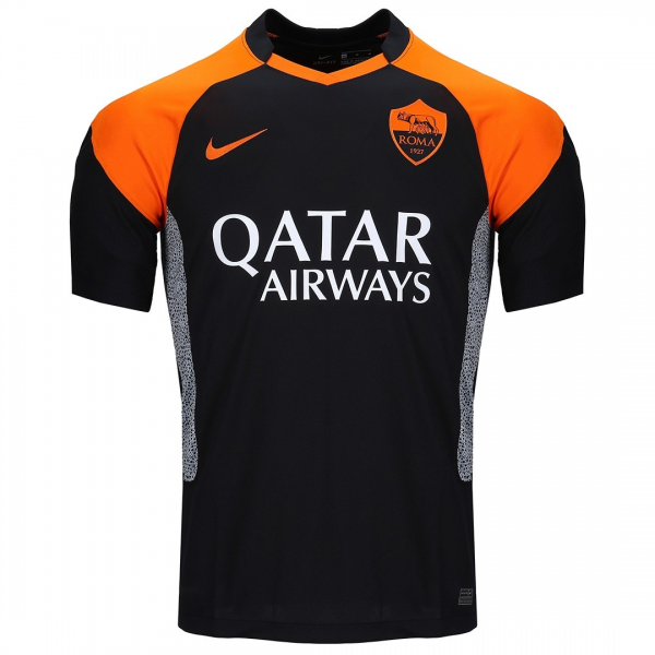 AS Roma Third  Jersey 20/21 (Customizable)