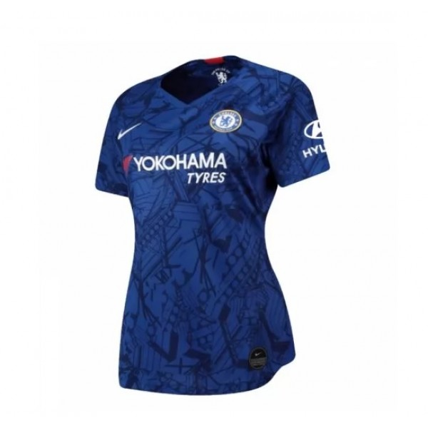 Chelsea Women's Home Jersey 19/20 (Customizable)