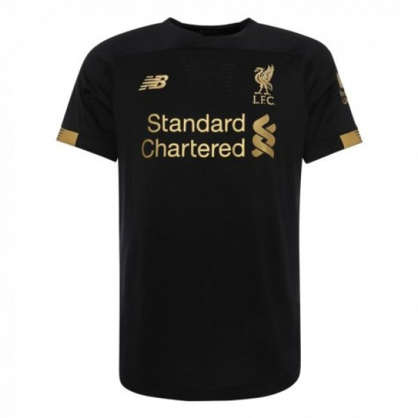 Liverpool Home Short Sleeve Goalkeeper Jersey 19/20 (Customizable)