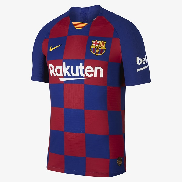 Barcelona Home Jersey 19/20 Player Version (Customizable)