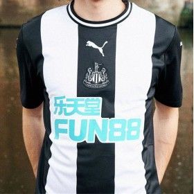 Newcastle United Home Jersey 19/20 (Customizable)