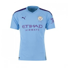 Manchester City Home Jersey 19/20 (Customizable)