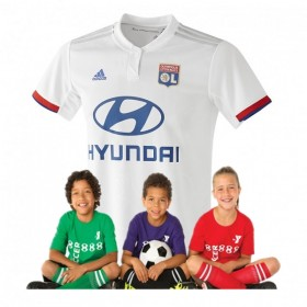 kid's Olympique Lyonnais Home suit 19/20 (Customizable)