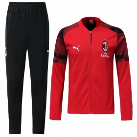 19/20 AC Milan Training Suit red