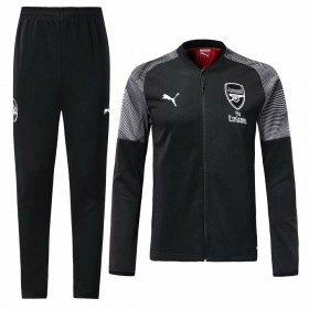 19/20 Arsenal Training Suit Black Gray