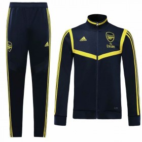 19/20 Arsenal Training Suit Black Yellow