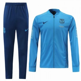 19/20 Barcelona Training Suit Blue