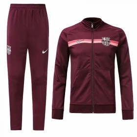 19/20 Barcelona Training Suit Brown
