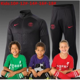 kid's 19/20 Paris Saint-Germain Training Suits  jacket