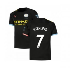 Manchester City Away Jersey 19/20 #7 Raheem Sterling