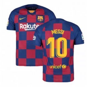 Barcelona Home Jersey 19/20 #10 Lionel Messi