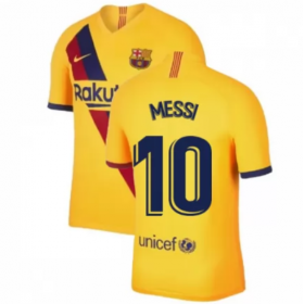 Barcelona Away Jersey 19/20   #10 Lionel Messi