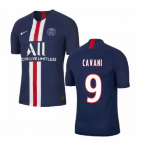 Paris Saint-Germain Home Jersey 19/20 # 9 Edinson Cavani