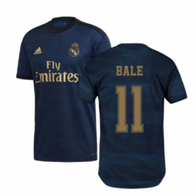 Real Madrid Away Jersey 19/20 #11 BALE