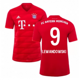 Bayern Munich Home Jersey 19/20 #9  Lewandowski