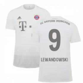 Bayern Munich Away Jersey 19/20 # 9 Lewandowski