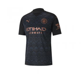 Manchester City Away Jersey 20/21 (Customizable)