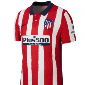 Atletico Madrid Home Jersey 20/21 (Customizable)