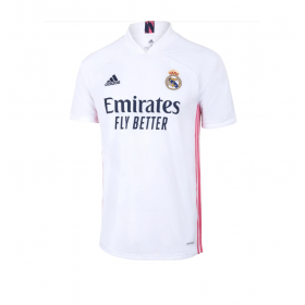 Real Madrid Home Jersey 20/21 (Customizable)