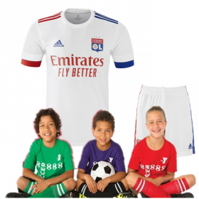 kid's Olympique Lyonnais Home suit 20/21 (Customizable)