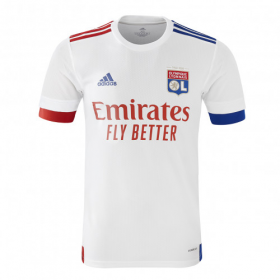 Olympique Lyonnais Home Jersey 20/21 (Customizable)