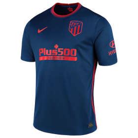 Atletico Madrid Away Jersey 20/21 (Customizable)