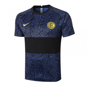 Inter Milan T-shirt 20/21 Color-black