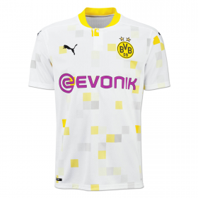Borussia Dortmund cup Third Jersey 20/21 (Customizable)