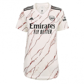 Arsenal Away  players Jersey 20/21 (Customizable)
