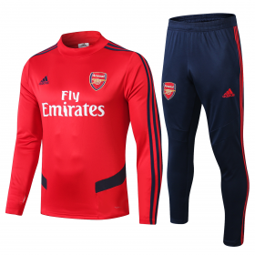 19/20 Arsenal Long sleeve Training Suit red