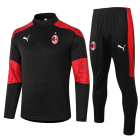 20/21 AC Milan Training Suit black