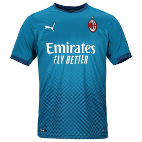 AC Milan third  Jersey 20/21 (Customizable)