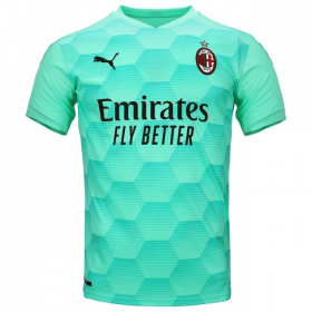 AC Milan home goalkeeper Jersey 20/21 (Customizable)