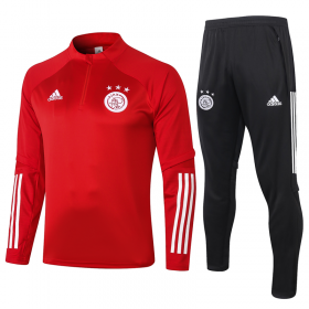 19/20 Ajax Training Suit red