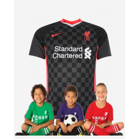 Kid's Liverpool Third Suit 20/21(Customizable)