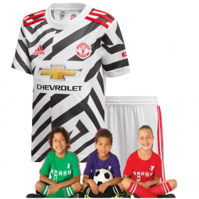Kid's Manchester United Third suit 20/21 (Customizable)