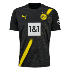 Borussia Dortmund  Away Jersey 20/21 (Customizable)-new version