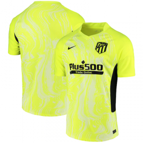 Atletico Madrid Third Jersey 20/21 (Customizable)