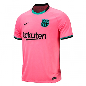 Barcelona Third Jersey 20/21  (Customizable)