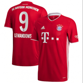 Bayern Munich Home Jersey 20/21 #9  Lewandowski