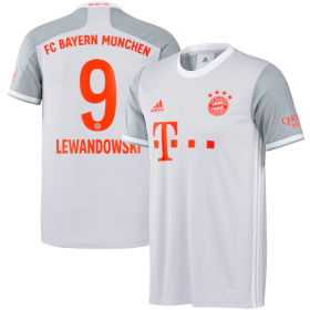 Bayern Munich Away Jersey 20/21 #9  Lewandowski