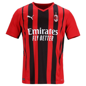 AC Milan Home Jersey 21/22 (Customizable)