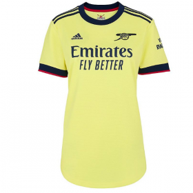 Arsenal Women's Away Jersey 21/22 (Customizable)