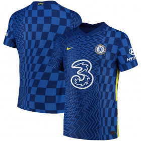 Chelsea Home Player Version Jersey 21/22 (Customizable)